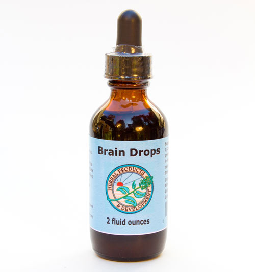 Brain Drops - 2 oz