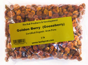 Goldenberries - 1 lb or 5 lb